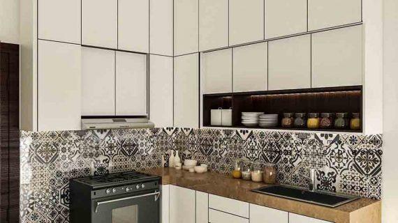 Kitchen Set UPVC Solusi Dapur Bebas Rayap dan Lembab