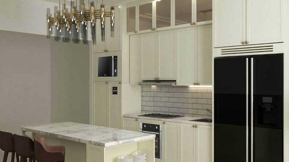Jasa Bikin Kitchen Set Harga Murah dan Berkualitas Tahan Lama ID4479