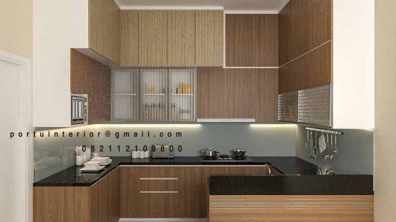 Kitchen Set dan Meja Bar Minimalis