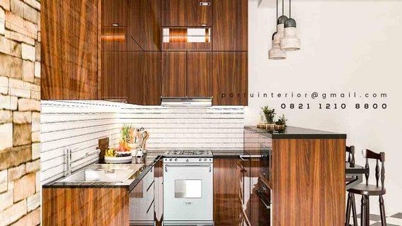 Kitchen Set PVC Lebih Kuat Dan Awet Harga Bersaing