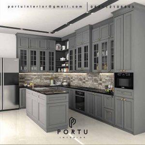 Ide Buat Kitchen Set Sesuai Dengan Ruangan