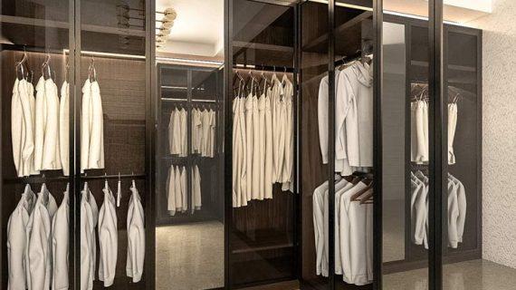 7+ Contoh Walk In Closet Desain Terbaru 2021 Id4698T