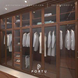 Inspirasi Desain Walk In Closet Untuk Hunian Minimalis Id4934