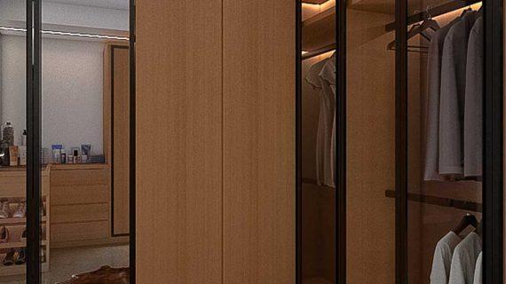 Jasa Pembuatan Walk in closet Id4698T