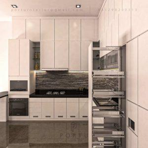 Lemari Dapur Terbaik Dengan Material Anti Rayap & Lembab ID2531