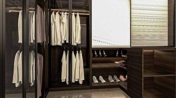 Walk In Closet Anti Rayap dan Lembab 4698T